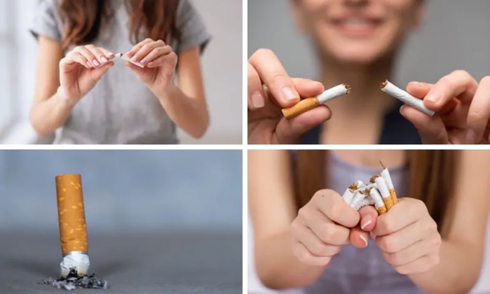 How long does it take to feel normal after quitting smoking?