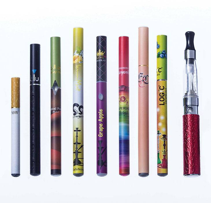 best electronic cigarettes brands