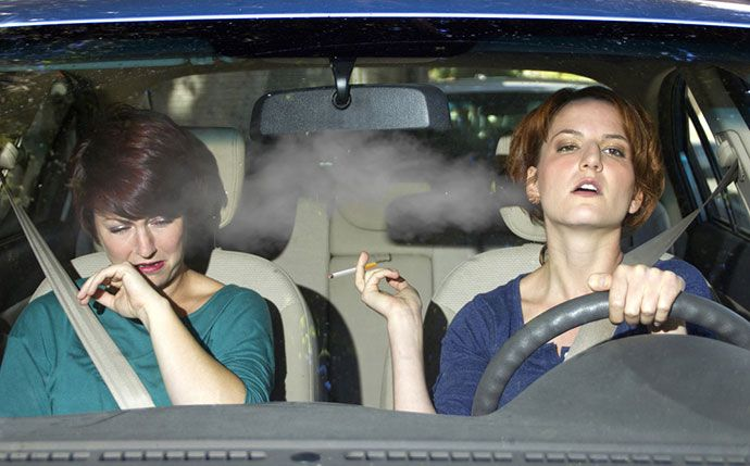 The Dangers of Secondhand Smoke